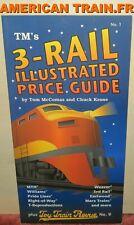 TM's 3 Rail Illustrated Price Guide 1996-1997