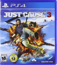 Just Cause 3 PS4, New