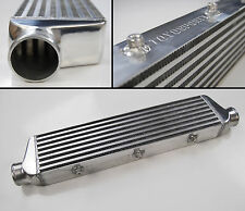 "TOYOSPORTS UNIVERSAL FRONT MOUNT INTERCOOLER TYPE S 550x140x65MM 2.25"" IN/OUT"