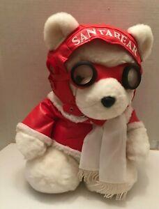 1987 Hudson Dayton Santa Bear PILOT Jacket in Good Shape