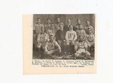 Portsmouth Truckers 1906 Team Picture Hack Schumann