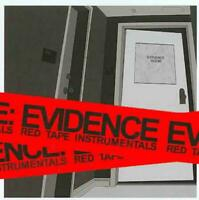 EVIDENCE (DILATED PEOPLES) - RED TAPE INSTRUMENTALS NEW CD