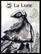 LA LUNE     Hugo PRATT      Hors Commerce    Ed. CASTERMAN    EO   2005