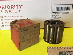 International Harvester roller bearing, ST 2503:  Item:  6714
