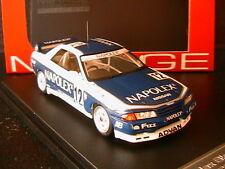 NISSAN SKYLINE GT-R #12 JOHANSSON BARILLA JTC 1991 HPI RACING 8593 1/43 NAPOLEX