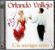 Orlando Vallejo  Un Amigo Mio  BRAND  NEW SEALED CD