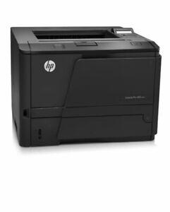 Imprimante HP LaserJet Pro 400 M401d recto-verso