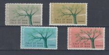 Europe Cept Calf Of Man Isle of Man. Tree Cinderella (MNH)