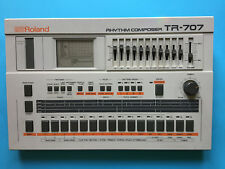 Roland TR-707 Drum Machine