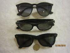 B&L RAY-BAN USA WAYFARER eyeglasses ERIKA sunglasses hollywood vintage men women