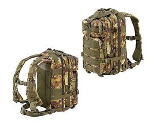 Zaino tattico militare/softair 35 lt. Defcon5 colore vegetato It.