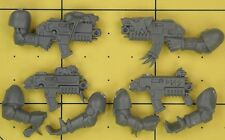 Warhammer 40K Space Marines Space Wolves Wolf Pack Boltguns