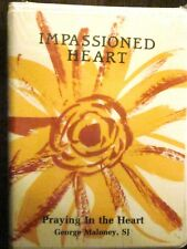 IMPASSIONED HEART  PRAYING IN THE HEART by George Maloney, SJ (4 Cassette Tapes)