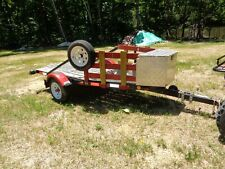 New ListingGreat Motorcycle Trailer V Nose With Storage Box