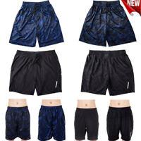 Men's Sports Basketball Gym Quick Dry Shorts Training Running Pants Plus Size US
