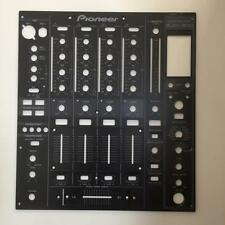 NEW Replacement Pioneer DJM800 Main Faceplate Main Front Panel #ship by EXPRESS