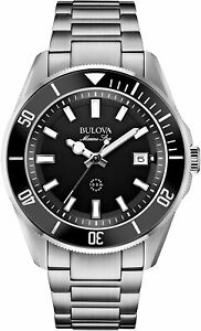 Bulova Men's Marine Star 98B203 Watch