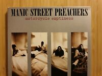Manic Street Preachers : Motorcycle Emptiness CD