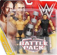 WWE Mattel Battle Pack Stone Cold Steve Austin & Vince McMahon Action Figure