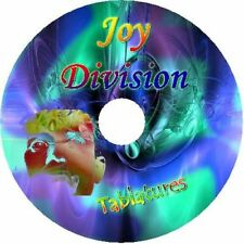 JOY DIVISION BASS & GUITAR TAB CD TABLATURE GREATEST HITS BEST ROCK MUSIC CURTIS