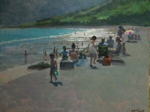 Original Oil Painting by  Peter Z.Phillips