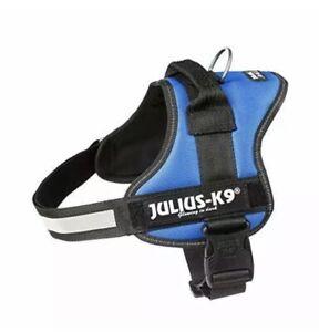 ✅ Julius K9 Taglia Xxs Powerharness Pettorina Per Cane Imbragatura Nylon Collar✅