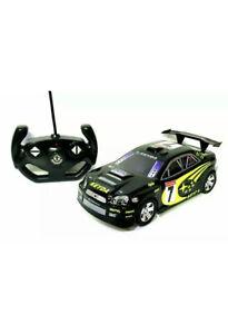 Subaru Impreza WRC Style 4WD Radio Remote Control Car RC Drift Car 1/16 Scale