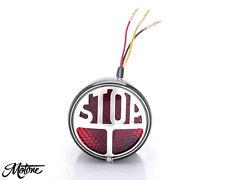 Hot Rod/Bobber/Chopper/Cafe Racer LED Tail STOP Light/Chop/Universal/XS650/CB750