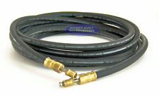 Boat Trailer Hydraulic Rubber Brake Hose Line DOT Approved 15' Long Flexible
