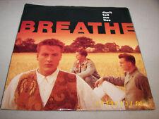 BREATHE DON'T TELL ME LIES / LIBERTIES OF LOVE 45 NM A&M AM-1267 1987