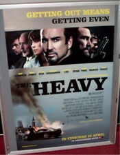 Cinema Poster: HEAVY, THE 2010 (One Sheet) Gary Stretch Vinnie Jones