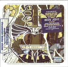 BON JOVI WHAT ABOUT NOW 16 SONGS DELUXE SPECIAL 4 BONUS TRACKS SEALED CD 2013