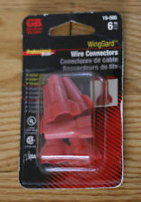 Gardner Bender WingGard Wire Connectors 18-10 AWG 6/Pkg GB 19-086 Professional