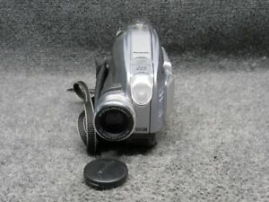 Panasonic PV-L453D Palmcorder VHS-C EIS 20X/750X Zoom Video Camcorder*Tested*
