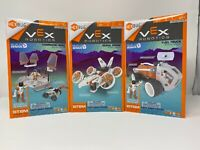 Hex Bug Command Base, Aerial Drone & Fuel Truck Lot Of 3. Age 6+. New!