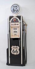 Tanksäule Zapfsäule Gasoline Höhe155cm Dekoration mit beleuchtetem Globe Nr.21