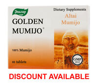 120 tab Golden SHILAJIT mumijo мумие mumiyo DISCOUNT AVAILABLE