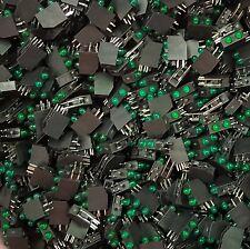 LEDTRONICS Bi-Level Green LED Indicator 4-Pin/BLACK Housing **NEW** Qty.5