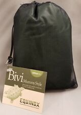 NEW Equinox Sprawler Ultralight Silicone Nylon Bivi Bivy Sack Sleeping Bag Cover