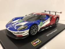 Ford Gt Le Mans No 67 Coche de Carreras 1 :3 2 Escala Burago B18- 41158
