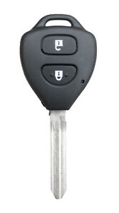 TOYOTA KEY-flip key with buttons-cut & programmed in 5 min-Helensvale Gold Coast