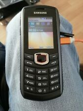 Samsung B2710 Solid Immerse Mobile Phone ( Water & Dust Proof) Black UK - EE