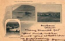 Boer War Ladysmith (B)  Natal South Africa  ppc postal stationery used 1901
