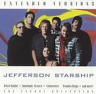 CD - JEFFERSON STARSHIP - EXTENDED VERSIONS - SEALED