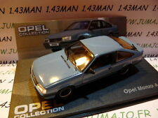 OPE77 voiture 1/43 IXO eagle moss OPEL collection  : MONZA A GSE 1983/1986