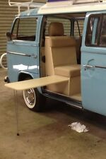Vw Kombi Campervan, Caravan,Motorhome,Horse Float,Table Leg And Rail Kit