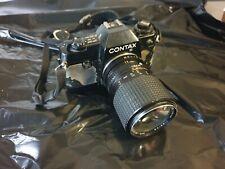 Contax 137 MD Quartz Kamera 35-105mm Objektiv