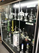 Led Glass Display Cabinet