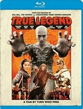 TRUE LEGEND - Zhou Xun, Vincent Zhao, David Carradine [Action/Kung Fu] Blu-ray