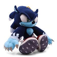 Werehog Sonic Plush Doll Figure Stuffed Animal Plushier Soft Toy Gift Children